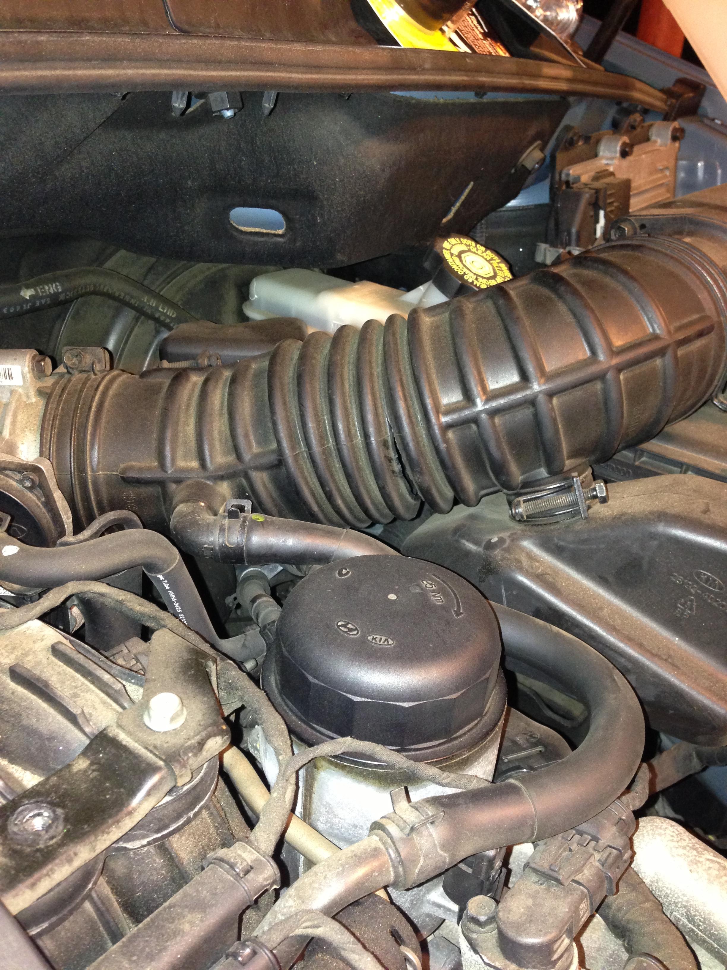 Our Kia Sedona S Check Engine Light Chadcarlson Com